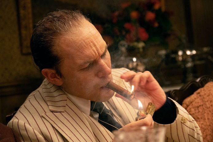 Al Capone met Tom Hardy