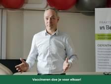 Haaksbergse zorgboegbeelden roepen op: Ik vaccineer, u toch ook?