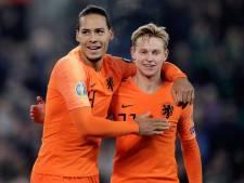 Oranje tegen Spanje, zo had het gisteravond kunnen zijn
