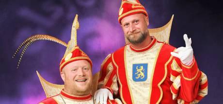 Prins Edwin II en adjudant Robby zijn in Groenlo 'niet te klone(n)'