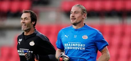 Unnerstall richt zich op kampioen worden met PSV en steunt Yvon Mvogo