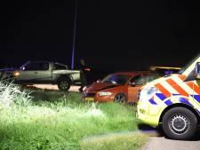Drie gewonden na ongeluk tussen twee auto's in Tricht