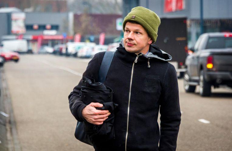 De advocaat van Sonja Holleeder, Willem Jebbink. Beeld anp