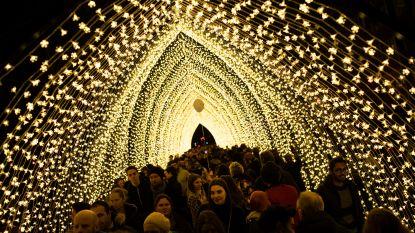 180.000 bezoekers voor Bright Brussels
