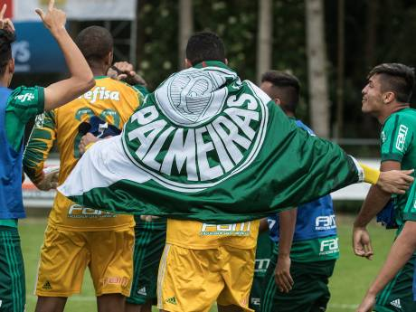 Titelhouder Palmeiras naar Terborg-toernooi