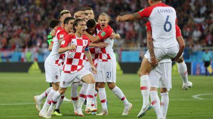 Kroatië profiteert optimaal van verrassend puntenverlies Argentinië dankzij owngoal en strafschop