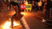 HLN LIVE. Opnieuw protesten tegen politiegeweld in VS, ondanks avondklok