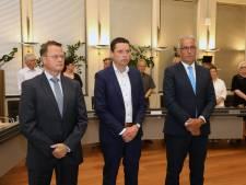 Foutje bij benoeming wethouders Hof van Twente
