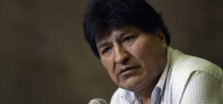 La justice bolivienne lève un mandat d'arrêt contre Evo Morales