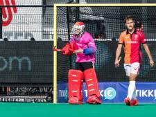 Doelman Blaak in Rotterdam uitblinker bij winnend Oranje-Rood