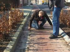 Gemeente naar rechter om pas heringerichte  St. Janstraat in Sprundel