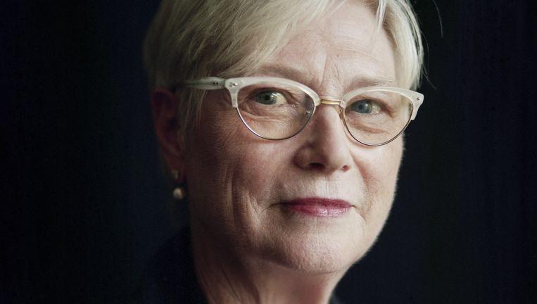 Maria van der Hoeven: 'Je kunt een individuele verantwoordelijkheid niet collectiviseren.' Beeld Bart Koetsier