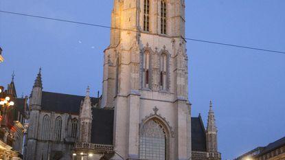 Kathedraal komt uit het verborgene