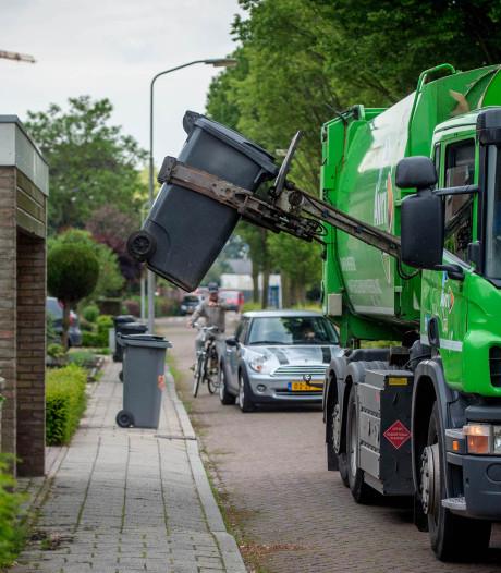 Definitief besluit over kosten afval: volle zak gaat een euro kosten