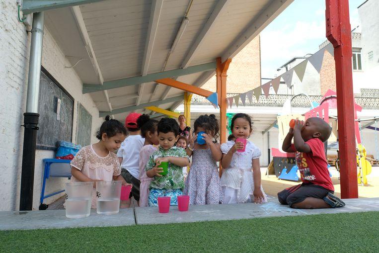 Waterfeest basisschool Het Atelier