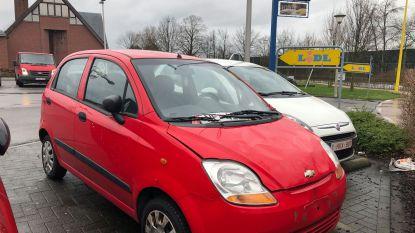 Mysterieuze Chevrolet op parking Lidl na meer dan jaar plots verdwenen