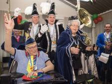 Geesteren presenteert senioren carnavalsclub de Oale Garde