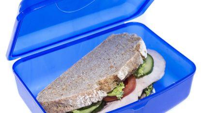 """Nieuwe richtlijn voor gezonde lunch op school: """"Eén dag per week salami of ham"""""""