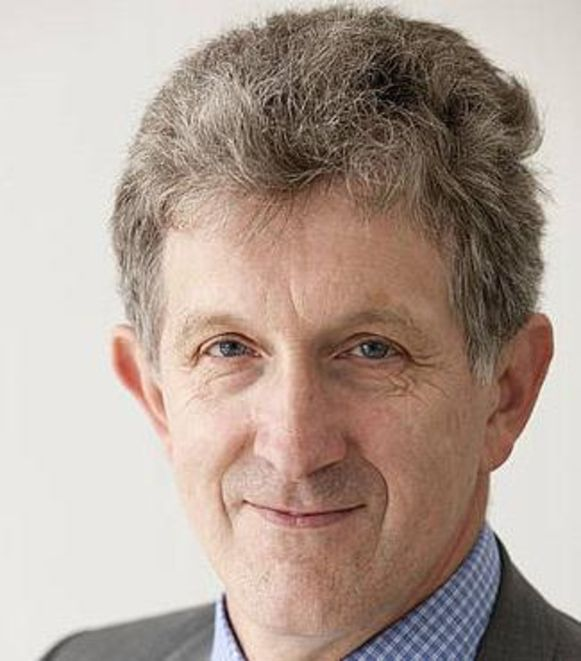 Directeur Dirk Van Vaerenberg.