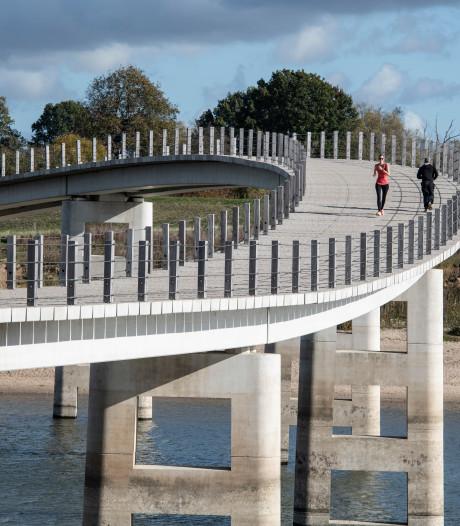 Zaligebrug valt in de prijzen bij Dutch Design Awards