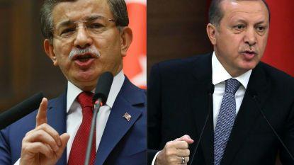 Turkse ex-premier Davutoglu stapt uit Erdogans AKP en richt zelf partij op