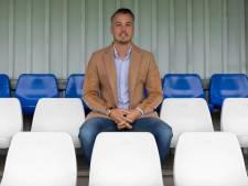 Nieuwe voorzitter 'broekie' Lex Brokking (29) gelooft in toekomst Voetbalvereniging Schelluinen