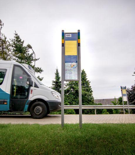 Buurtbussen blijven in de garage: vervoer is nog niet coronaproof