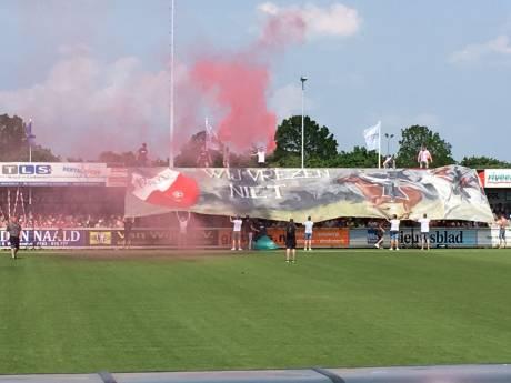 De kraker tussen Kozakken Boys en Katwijk: wedstrijd is begonnen!