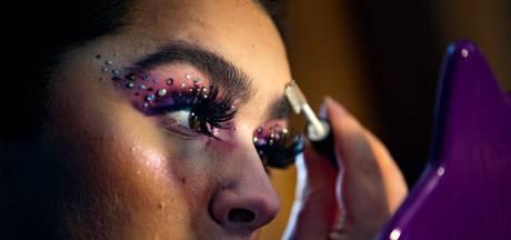 Kyell de Haas (16) uit Aarle-Rixtel in programma Nikkie de Jager: 'Voelde me met make-up gelijk een godin'