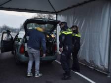 Voor 30.000 euro aan achterstallige belasting geïnd bij verkeerscontrole, man uit Vlijmen opgepakt