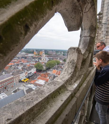 De toren beklommen: eindelijk een 'echte' Bredanaar