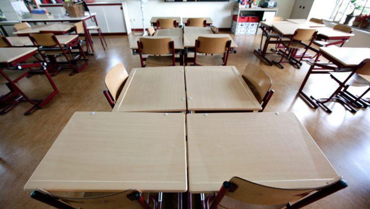 'In Nederland is het vastgesteld minimum aantal schooluren in de praktijk ook het maximum geworden.' © anp Beeld