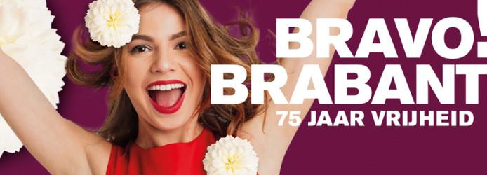 Het thema voor het Bloemencorso Valkenswaard 2019 'Bravo! Brabant'.