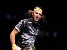 À 21 ans, Tsitsipas remporte son premier Masters en renversant Thiem lors d'une finale grandiose