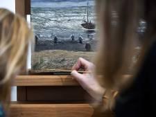 'Brute diefstal schilderijen Van Gogh was traumatisch'