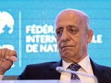 Julio Maglione (81) langer voorzitter wereldzwembond