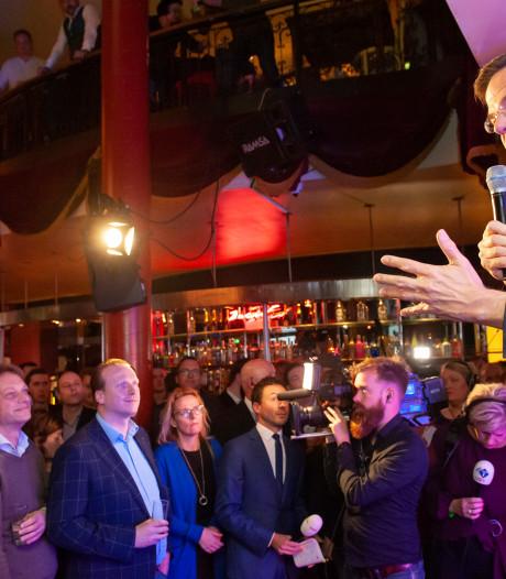 Forum tweede partij in Den Bosch, VVD blijft de grootste