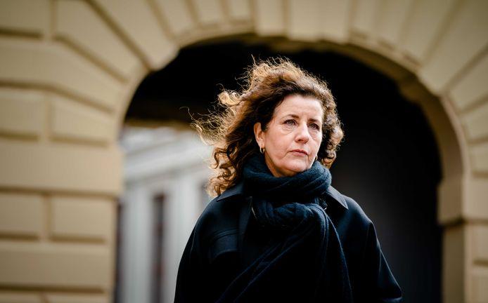 Minister Ingrid van Engelshoven van Onderwijs, Cultuur en Wetenschap.