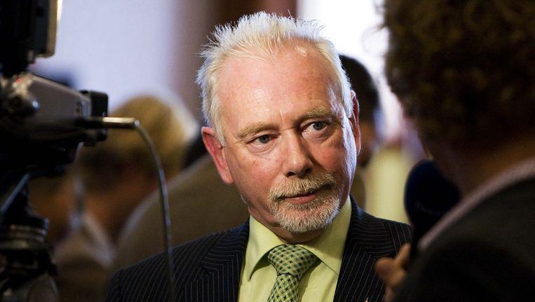 De Goudse burgemeester Wim Cornelis © anp Beeld
