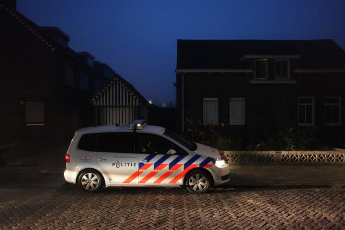 De Vincent van Goghstraat in Rijen.