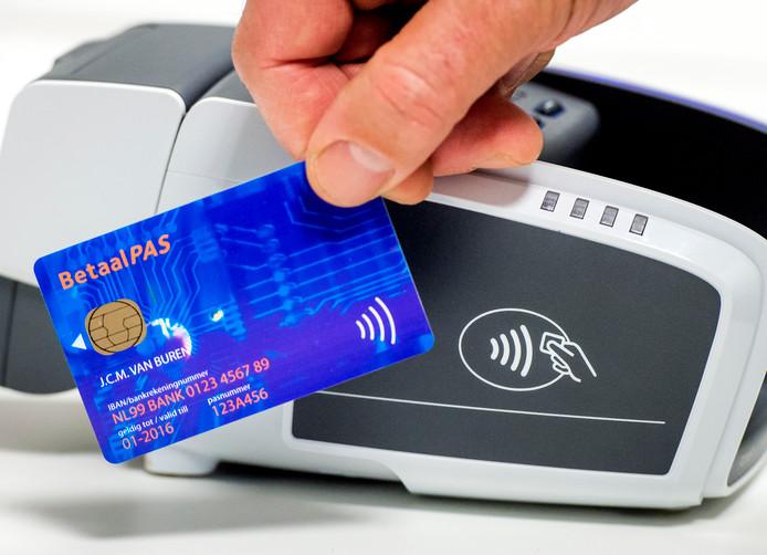 Contactloos betalen behoort tot de technieken van NXP.
