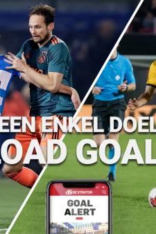 Weg van de buis en toch niks willen missen van Go Ahead Eagles of PEC Zwolle? Installeer Goal Alert!
