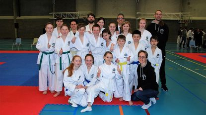 Hodori organiseerde BK taekwondo