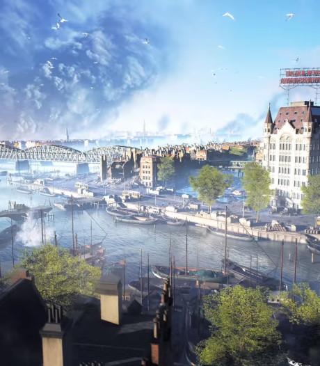 Battlefield V met veel bombarie gelanceerd in Rotterdamse toren