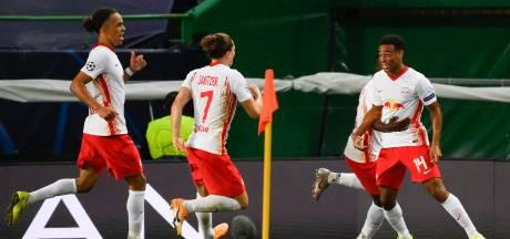 Leipzig suprend l'Atlético et s'envole en demi-finale