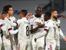 Les Diables vont bien poursuivre leur domination en tête du classement FIFA