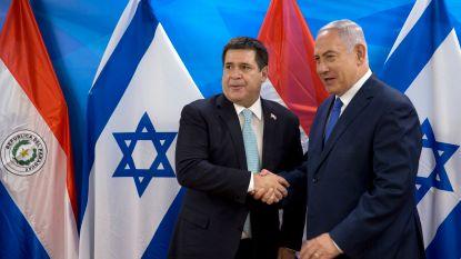Na Guatemala en VS opent nu ook Paraguay ambassade in Jeruzalem