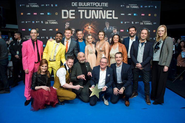 Premiere - film - De Buurtpolitie De Tunnel  Cast