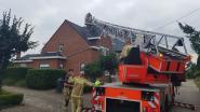 Brandweer rukt uit voor schouwbrandje