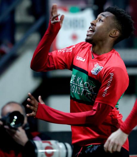 Mike Trésor Ndayishimiye op leenbasis naar Willem II